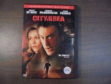 "USED DVD Movie  Drama ""City By The Sea"" (G)"