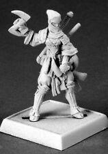 REIKO NINJA - PATHFINDER REAPER figurine miniature rpg jdr assassin metal 60084