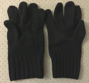 Gap Mens 100% Wool Gloves