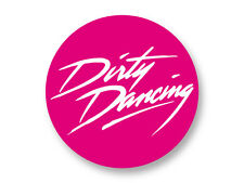 "Pin Button Badge Ø25mm 1"" Dirty Dancing The Best 80's Movies Film Cinema"