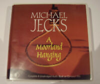 A Moorland Hanging: by Michael Jecks - Unabridged Audiobook - 10CDs
