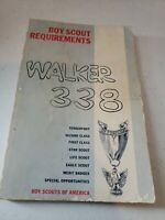 1969 Boy Scout Requirements Vintage Boy Scouts of America BSA Book
