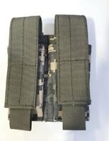 "MOLLE II""Universal Camo""  Pistol MAG POUCH,Sgl/Dbl Stack🇺🇸 FREE SHIPPING"