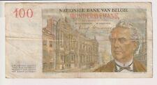 Biljet 100 Frank 1959 Poortman Eeuwfeest