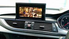 Sblocco Tv e Dvd film se installati di serie software ODB2 AUDI A3 MMI 3G 2012>