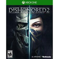 Dishonored 2 Xbox One [Factory Refurbished]