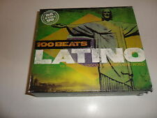 Cd   100 Beats: Latino
