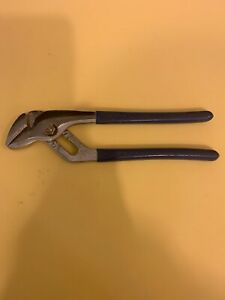 8'' Straight Jaw Adjustable Tongue & Groove Pliers