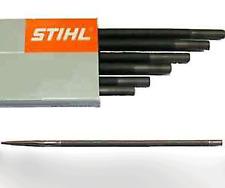 "Stihl Chainsaw 5.2mm Files. Box of 6. 3/8"" Pro Chains. 5605 772 5206"
