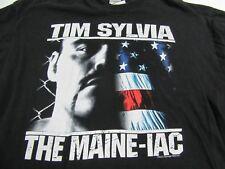 Tim Sylvia Tee Shirt XLarge