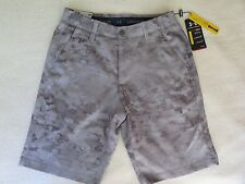 Under Armour Men's Matchplay Printed Golf Shorts - Size 30 - NWT - MSRP$69.99
