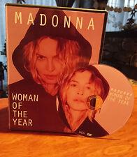 Madonna Woman Of The Year 2016 DVD - Hillary, Tony Bennet, Billboards, MDNA SKIN