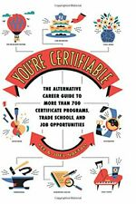 You're Certifiable.by Naftali, Lee  New 9780684849966 Fast Free Shipping.#
