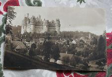 CPA Pierrefonds Le Château et le village Picardie 1909