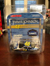 2004 Jimmie Johnson Lowes car 1:64 Action