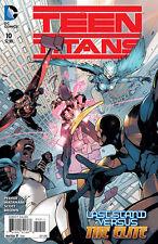 Teen Titans (2014) #10 Vf/Nm