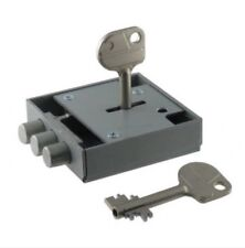 WITTKOPP (CAWI) 1387 3 PIN 7 LEVEL SAFE LOCK WITH 2 KEYS