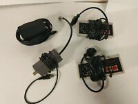 OEM Official Nintendo NES AC Adapter Power Supply NES-002  & Controllers D
