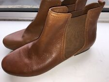 clarks  Size 8 Tan Mountain Life Ankle Boots Jodhpurs Boot