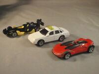 VINTAGE MATTEL HOT WHEELS MATCHBOX  McDONALDS DIECAST TOY CAR LOT 2002 1/64 FORD
