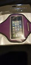 Cell phones accessories iPhone 5 purple arm band