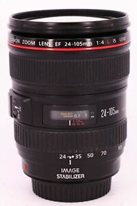 CANON EF 24-105mm f/4L   With a Fault - Professionally Tested