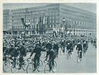 N°3 Internationale Friedensfahrt Peace Race Germany Deutschland DDR 1954 CHROMO