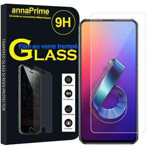 """Lot/ Pack Film Verre Trempé Protecteur Écran pour Asus Zenfone 6 ZS630KL 6.4"""""""