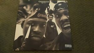 GRAVEDIGGAZ.ORIGINAL 1994 VINYL LP RECORD.6 FEET DEEP.RAP.P/A.VG+
