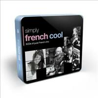 VARIOUS ARTISTS - SIMPLY FRENCH COOL NEW CD