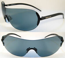 VINTAGE MOMO DESIGN Gents Sunglasses, EXTREME light weight, Black/Blue-acetato *