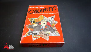 Calamity! 1983 Games Workshop Ltd. Board Game VGC FAST AND FREE UK POSTAGE