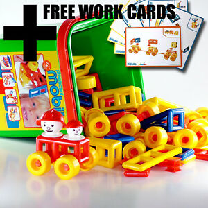 Mobilo Junior Bucket with FREE WORK CARDS