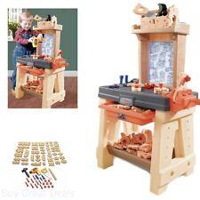 Step2 Real Projects Workshop, Children Building Tool Set Toy Workshop, 762700