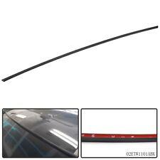 Front Windshield Upper Moulding Seal Black For BMW E90 3-Series 325i 330i 335i