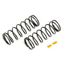 Team Associated RC8T3E 81215 Front Springs, yellow, 5.4 lb/in