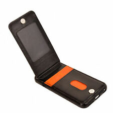 Leather Card Pocket Fitted Cases for HTC Mobile Phones