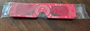 Rare Chuck E Cheese's Super Secret Decoder Glasses & expired Code 2015~sealed