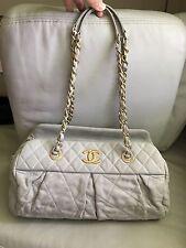 Chanel Bowler Zip Top Bag Pre-owned