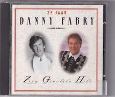 CD : Danny Fabry – 25 Jaar Zijn Grootste Hits