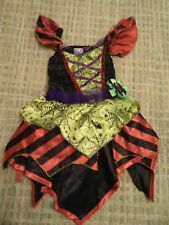 Girl's Evie Angel Witch Fancy Dress Costume age 1-2 years - Halloween