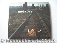 MOJAVE 3 Any Day Will Be Fine 3tk UK CD Single SLOWDIVE