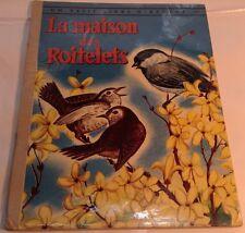 Children Book in French LA MAISON DES ROITELETS Livre pour Enfants en Francais