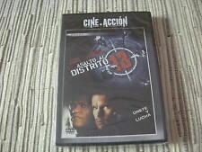 DVD PELICULA ASALTO AL DISTRITO 13 ETHAN HAWKE LAURENCE FISHBURNE ACCIÓN NUEVA