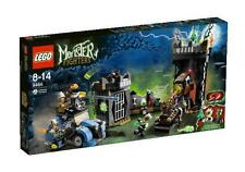 LEGO Monster Fighters The Crazy Scientist & His Monster (9466)