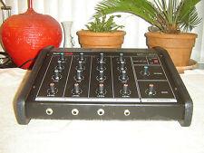 Sunn SR-400, 4 Channel Mixer Amp Spring Reverb Eq, Sound Reinforcement, Vintage