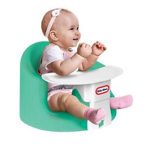 Little Tikes My First Seat Infant Foam Floor Seat Tray Play Feeding