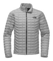 NWT The North Face ThermoBall Men's Jacket Monument Grey Matte-XXL