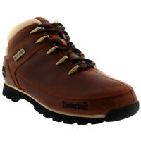 Mens Timberland Euro Sprint Hiker Snow Winter Hiking Lace Up Boots US 7.5-12.5