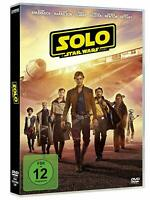 Solo: A Star Wars Story (2017)[DVD/NEU/OVP] Prequel zu Original - Star-Wars